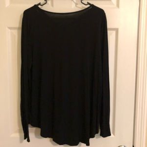 American Eagle Outfitters Tops - AEO Black Top